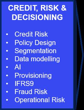 Credit Risk Decisioning